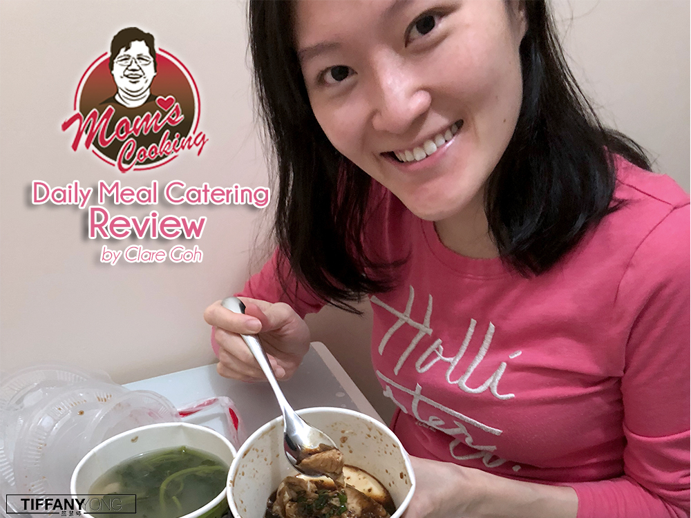 Mom's Cooking Review: Daily Meal Catering